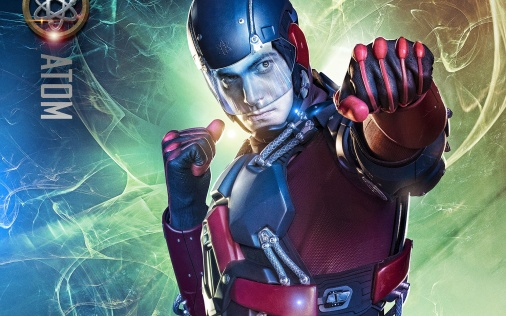 Dc S Legends Of Tomorrow Wallpaper And Background Image: Atom In DC Legends Of Tomorrow Wallpapers