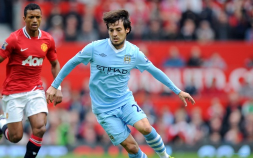 David Silva Manchester City Wallpapers